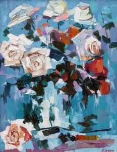 """""""Белые розы"""", 2013г."""